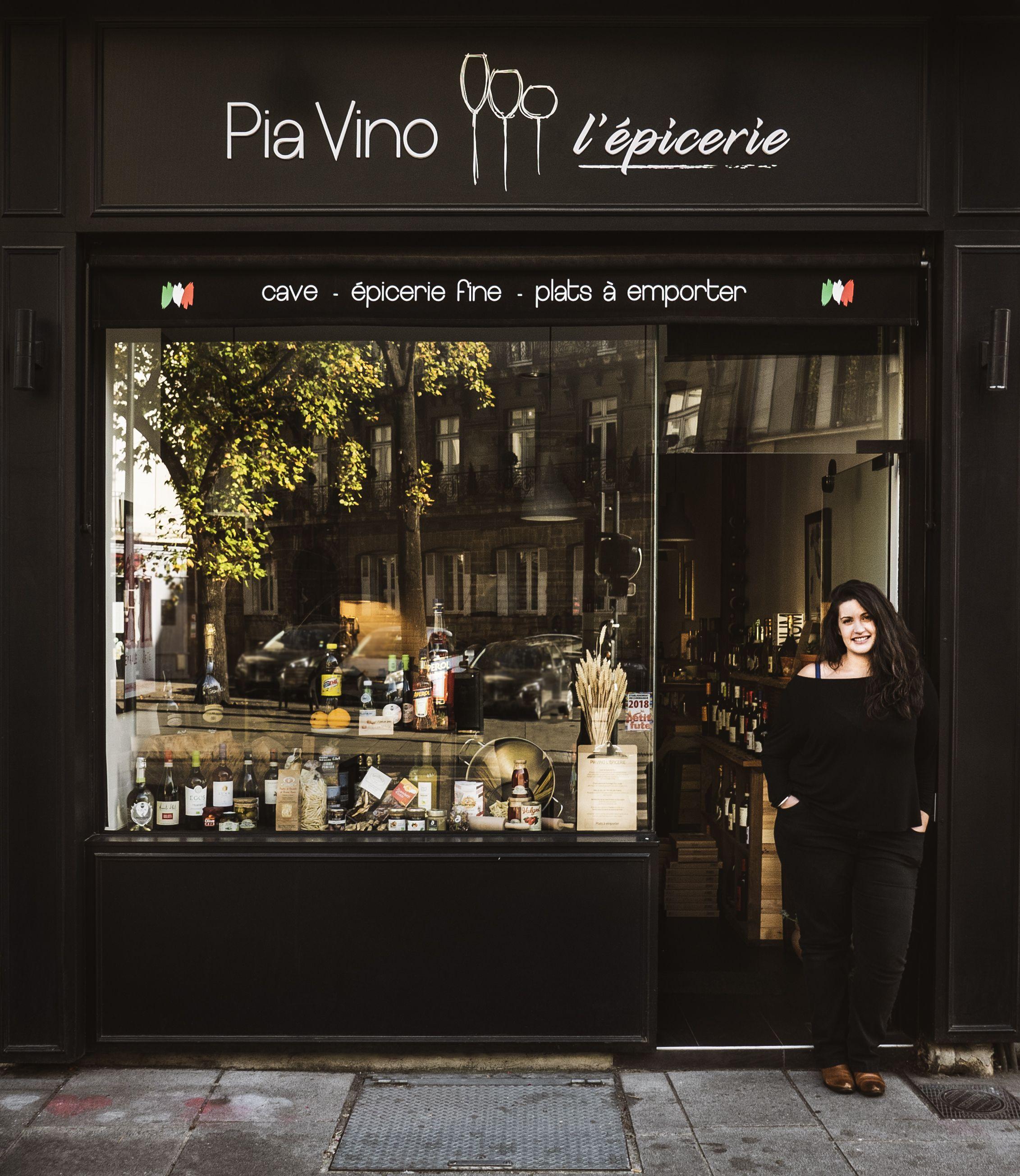 epicerie fine italienne