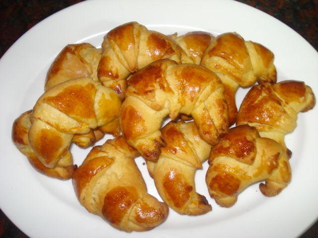 Medialunas para el desayuno