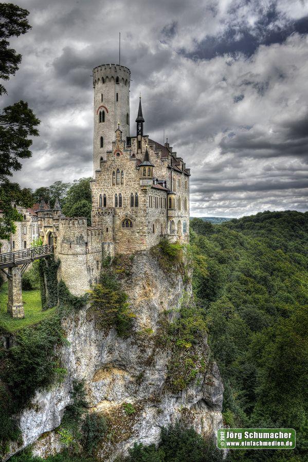 Castle Lichtenstein In Germany By Jorg Schumacher Einfachmedien De Via 500px Germany Castles European Castles Fairytale Castle