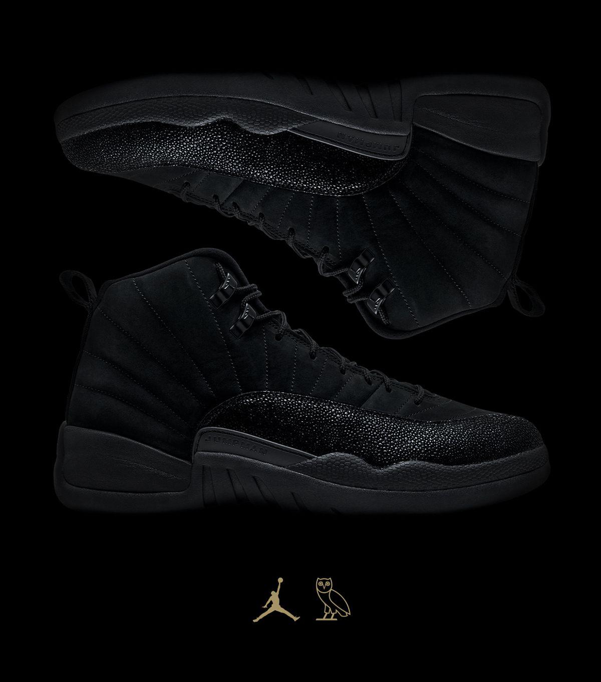 cb8bb65a0d1 Jordan Brand x OVO  2017 NBA All-Star Collection - EU Kicks  Sneaker ...