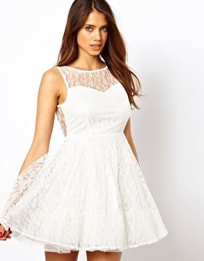 41186d1cf0ac robe ados blanche !!!