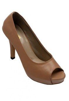 Claymore High Heels Mz Z902 Moca Heels High Heels Shoes