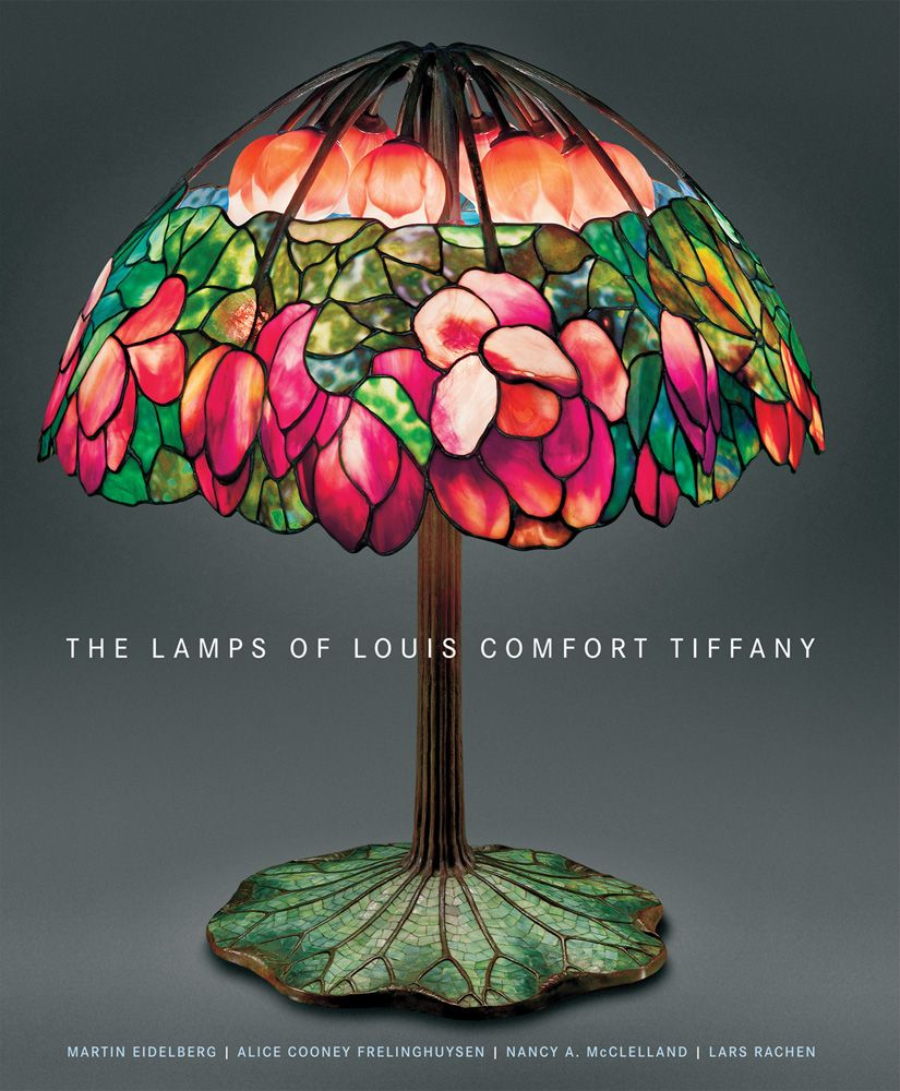 Louis Comfort Tiffany Lamps Patterns New Smaller Format
