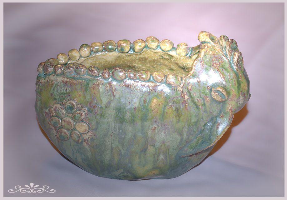 A bird shaped bowl