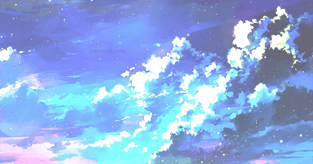 27 Aesthetic Cute Anime Desktop Wallpaper Anime Aesthetic Wallpaper Desktop Download Lofi Chrome Themes Themebeta Anime Scenery Sky Anime Anime Wallpaper