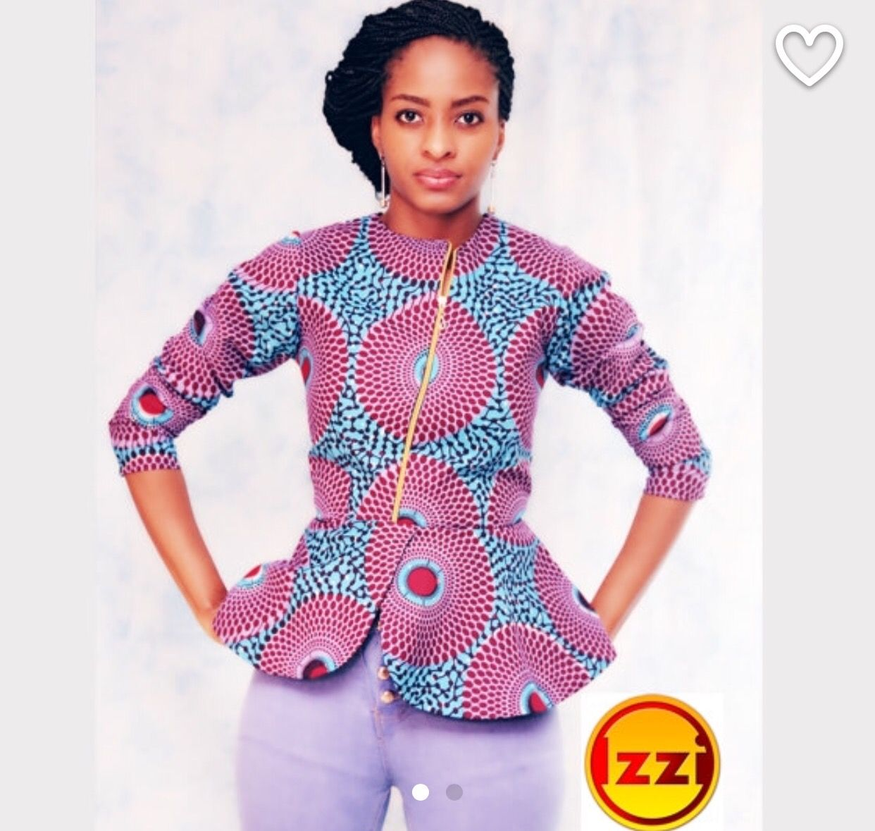 Pin de Sleek Africa en Sleek Ankara Styles | Pinterest | Africanos y ...