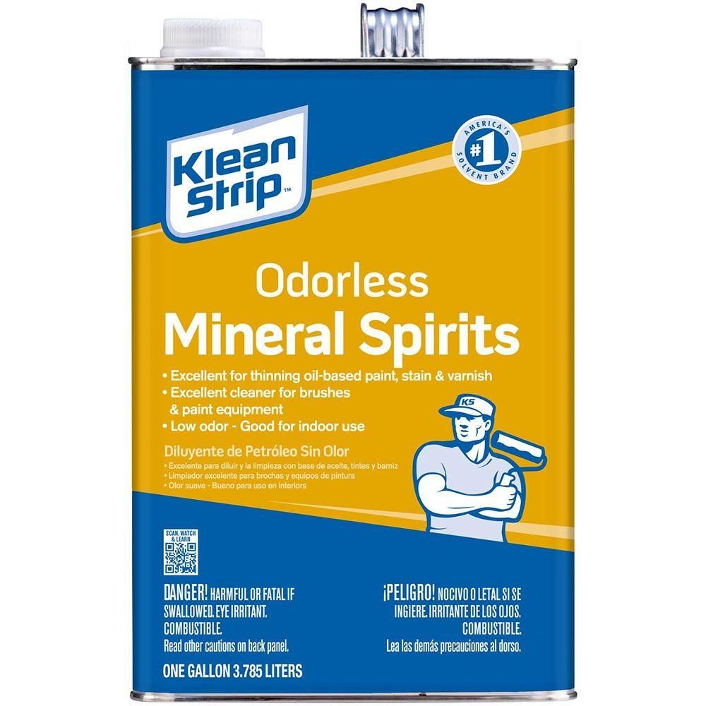 How To Get Mineral Spirits Smell Out Of Clothes