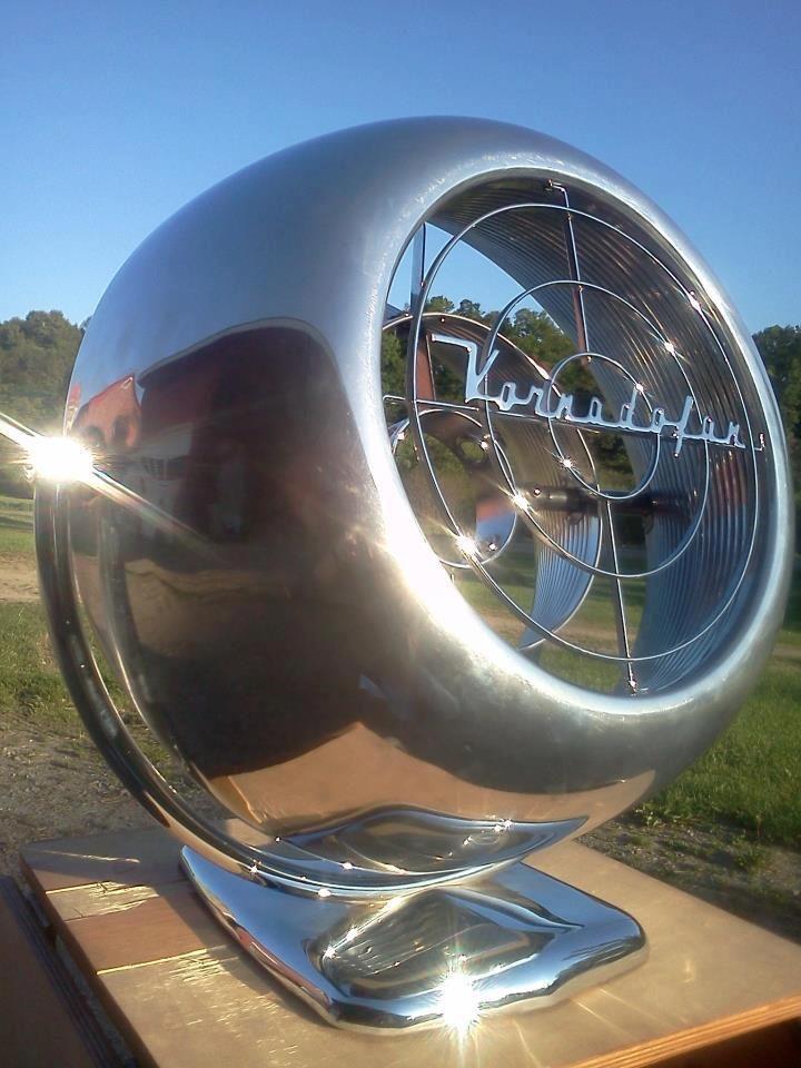 Vornado Fan With Metal Blades That