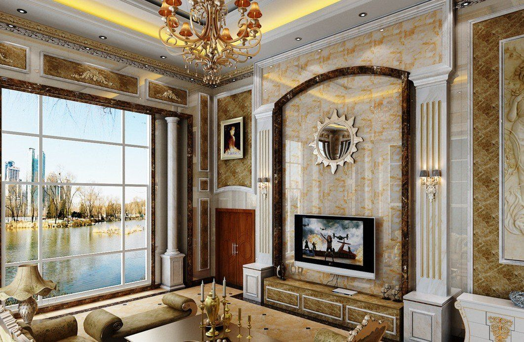 Luxury french decor images french design interior decorating ideas for classy people home - Luxury houseplans ideas ...