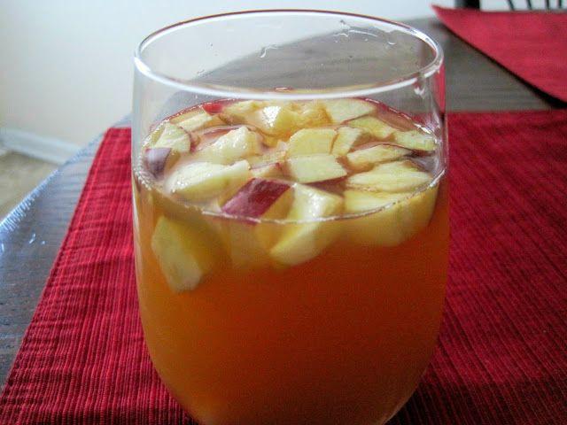 Skinny Muffin: Apple Cider Sangria