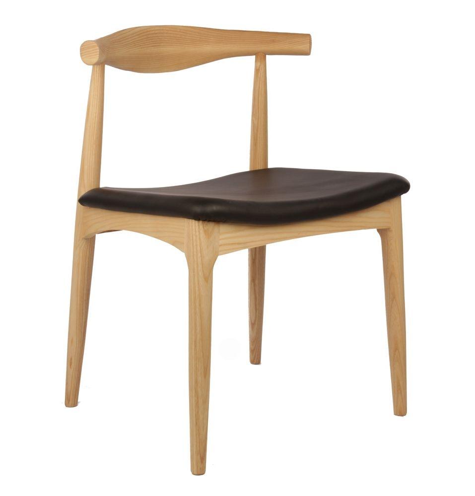 Replica hans wegner elbow chair ch20 ash 395 matt blatt pinterest hans wegner - Wegner replica chairs ...
