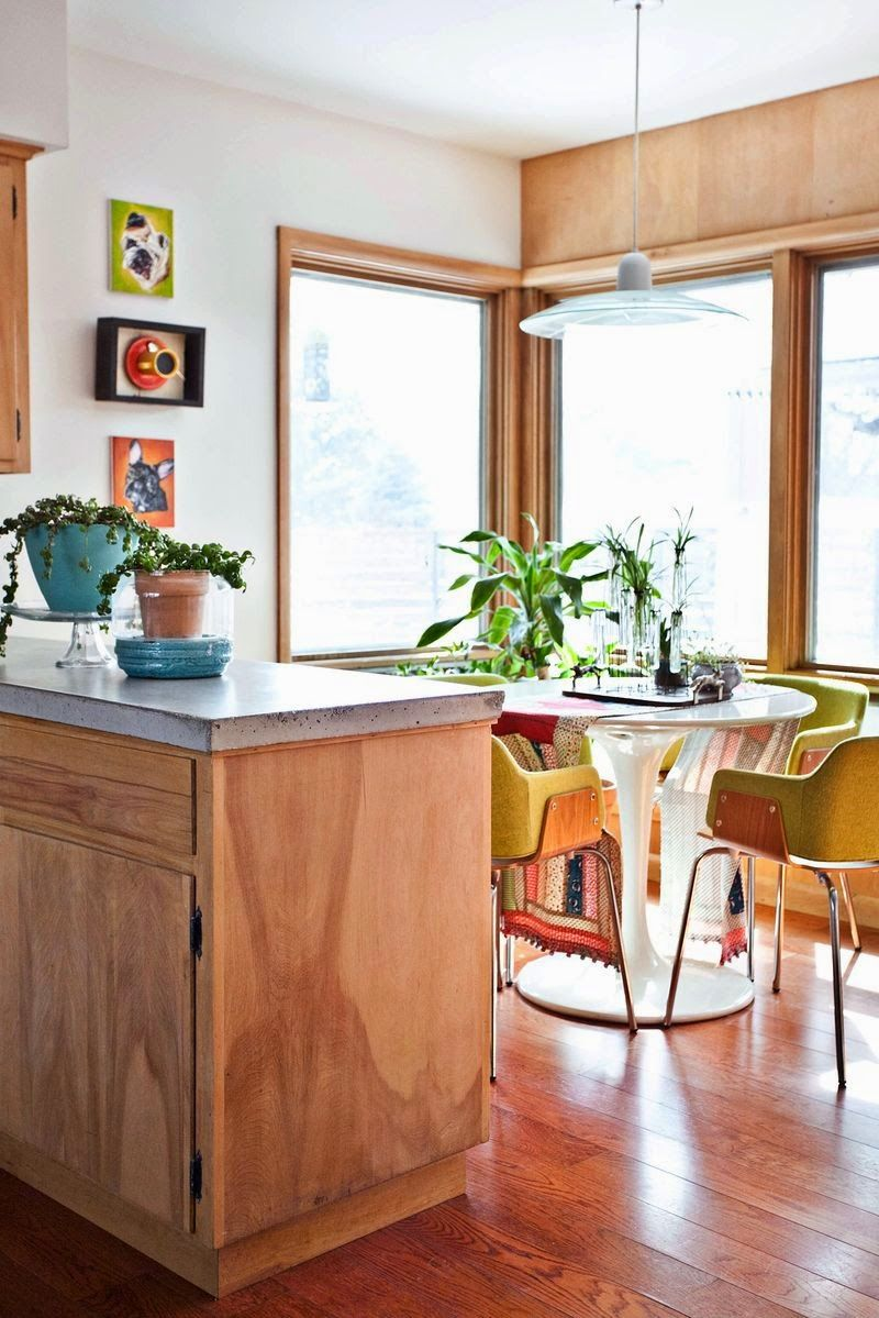 Springfield, MO. | Eclectic kitchen, Light wood kitchens ...