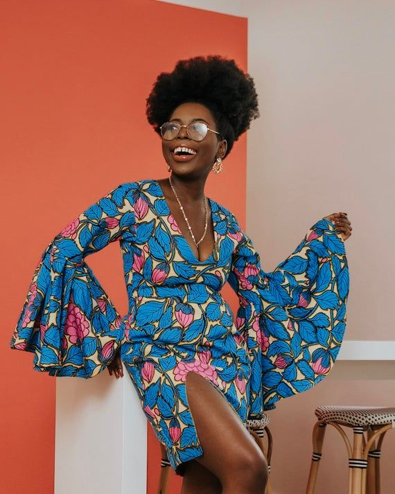 Ankara Dress African Clothing African Dress African Print Dress African Fashion Women's Clothing African Fabric maxi Dress Summer #africanprintdresses