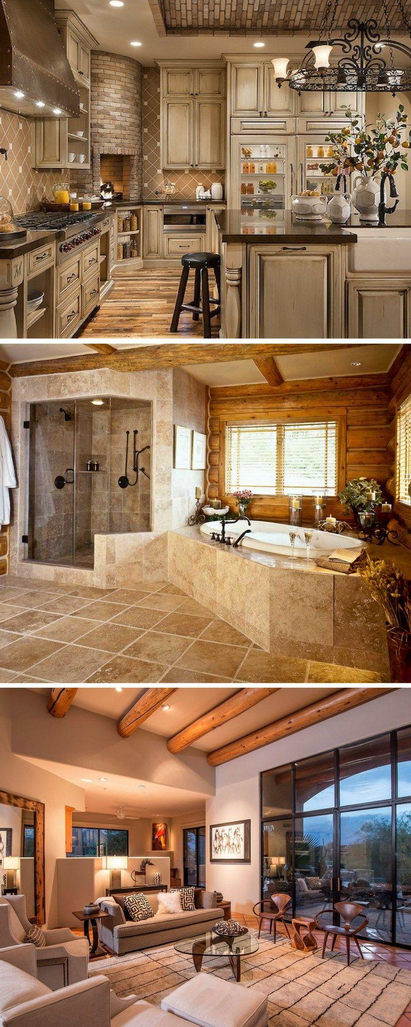 Southwestern Interior Design And Decor Western Interior Design