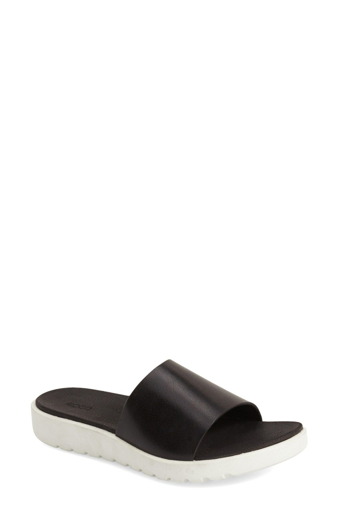 ECCO: Meet the new ECCO Freja sandal: trend and comfort