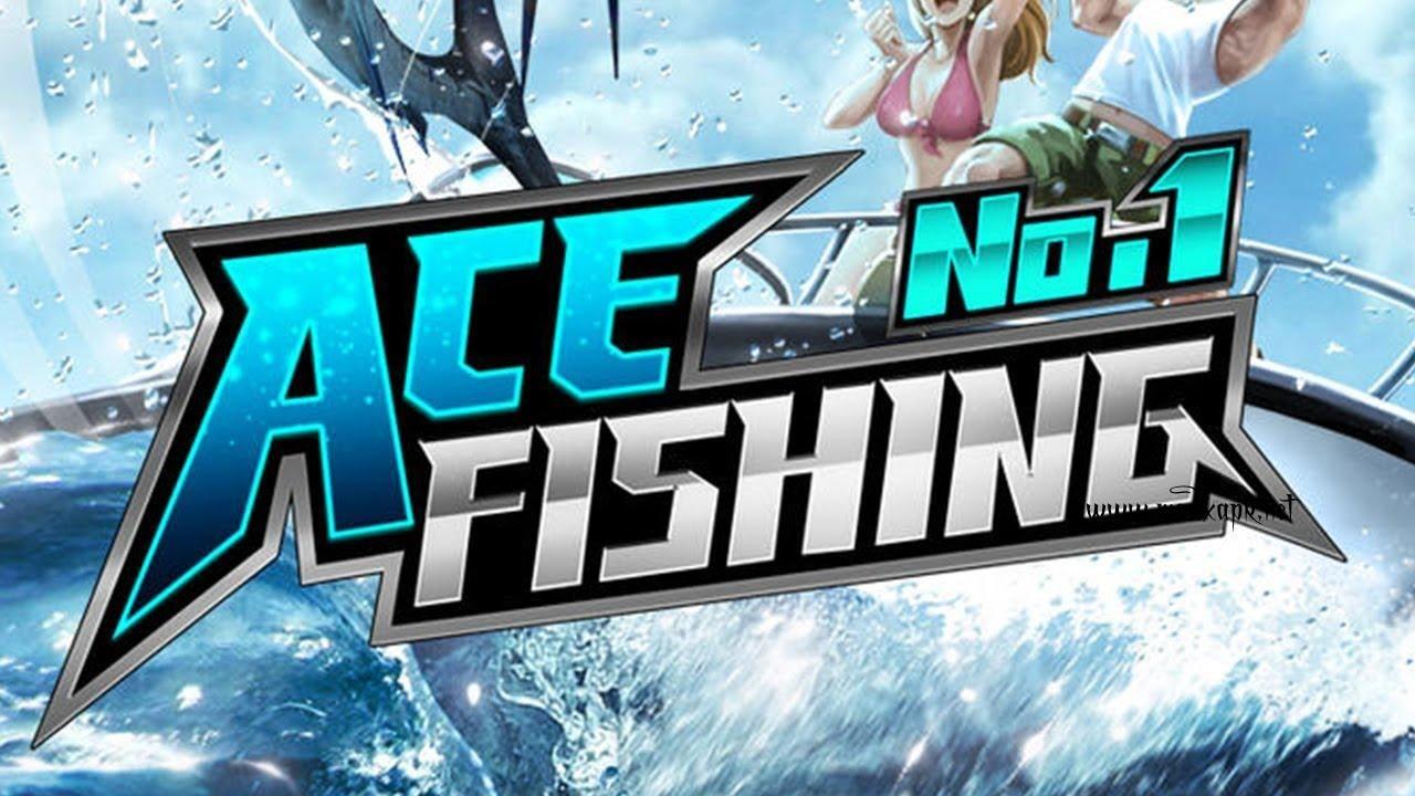 Descargar Ace Fishing Wild Catch v2.4.1 Android Apk Hack