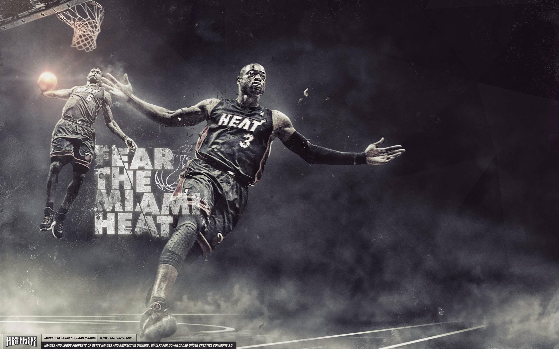 Miami Heat Dwayne Wade Wallpaper Miami Heat Basketball Heat Basketball Lebron James Dwyane Wade