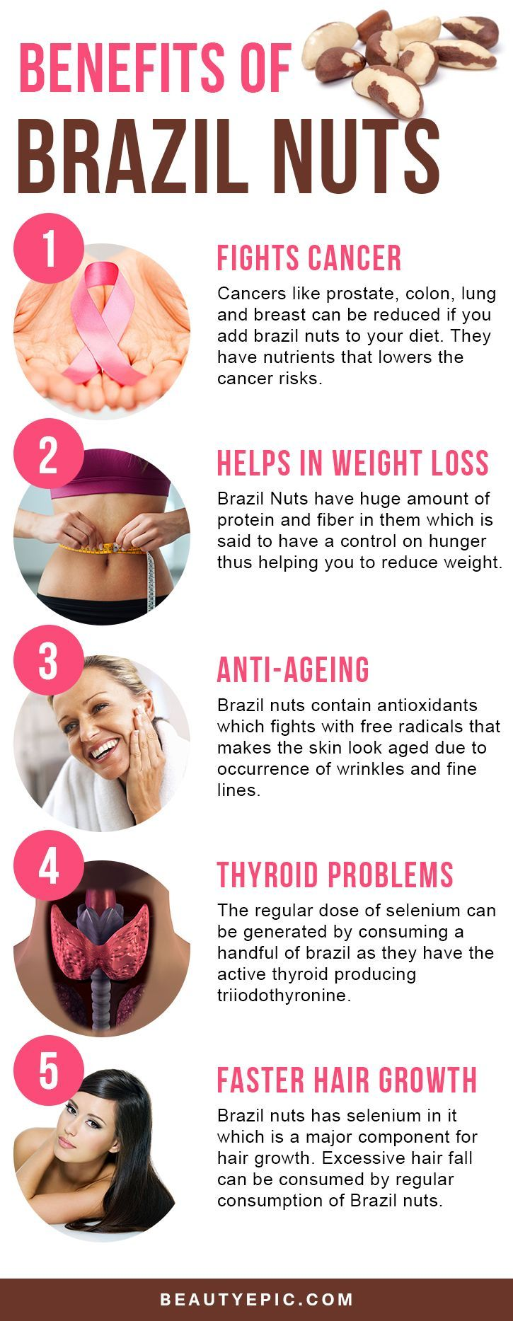 #benefits #amazing #thyroid #brazil #health #nuts #skin #hair #for #and #ofAmazing Benefits of Brazil Nuts for Skin, Hair and Health Benefits of Brazil Nuts for skin, hair & health ThyroidBenefits of Brazil Nuts for skin, hair & health Thyroid #hairhealth