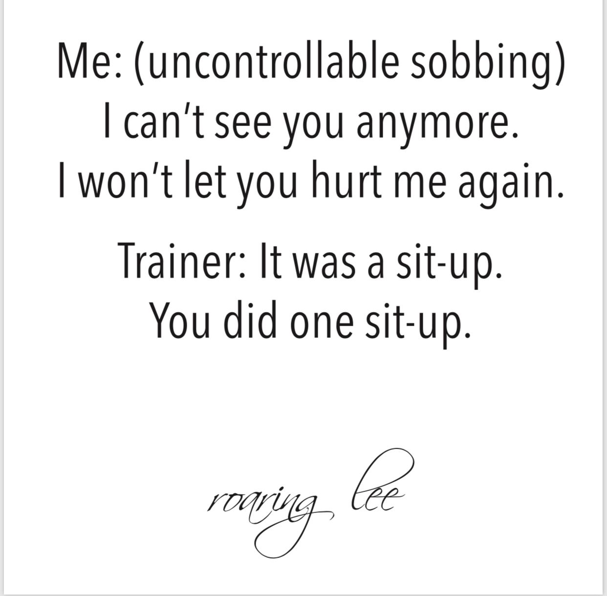 Funny Relatable Quote Funny Relatable Quotes Sarcastic Women Personal Trainer Quotes