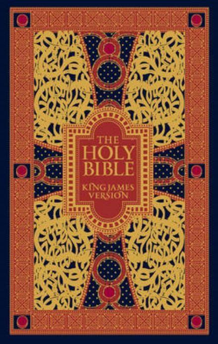 Laes Om The Holy Bible King James Version Barnes Noble Leatherbound Classics Bogens Isbn Er 9781435125391 Kob Den Her Biblen Gustave Dore Boger