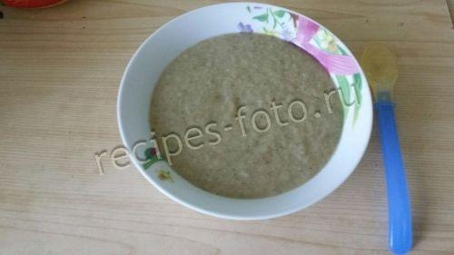 Суп из кролика с гречкой для детей | Для детей, Детское ...