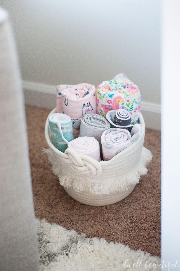 Photo of Cactus and Llama Baby Girl Nursery Reveal!