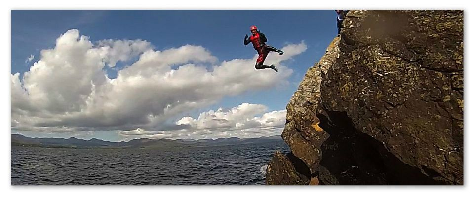 Jump into the Wild Atlantic Way with Coasteering Ireland