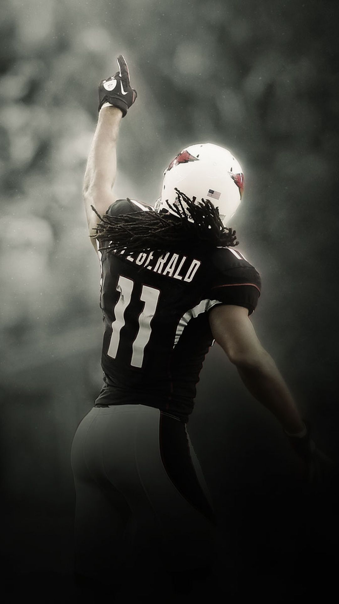 Azcardinals Com Downloads Larry Fitzgerald Cardinals Wallpaper Arizona Cardinals Wallpaper