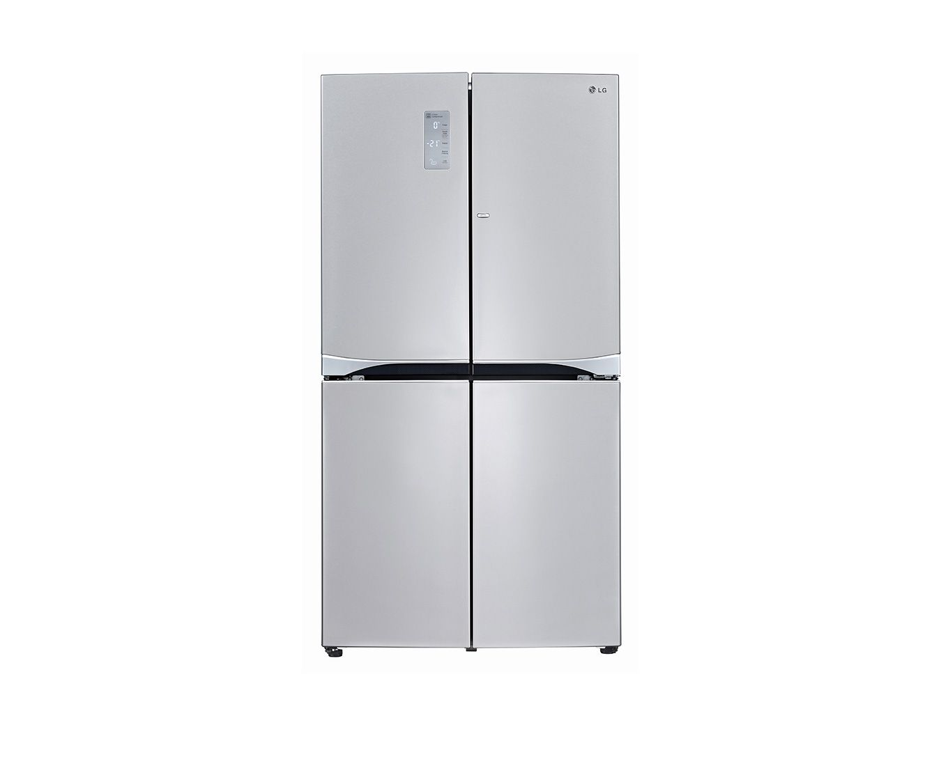 Lg Amerikanischer Kühlschrank Preis : Lg gmm916nshv side by side kühlschrank gadgets und zeugs