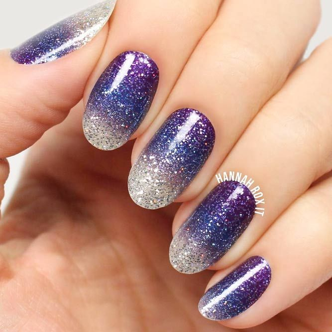Cute Winter Nails Designs to Inspire Your Winter Mood ☆ See more ...