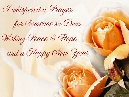 a prayer peace hope prayer celebration sayings new year happy new year new years quotes