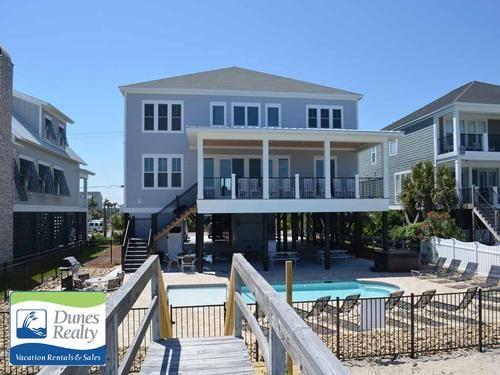 Ocean Dreams Garden City Beach Rental Bedrooms 8 Baths 8 Full 1 Half Accommodates 24 With Images Garden City Beach Beach Rentals Myrtle Beach Vacation Rentals
