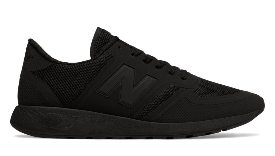 New Balance 420 Re-engineered In Black | ModeSens | Black new ...