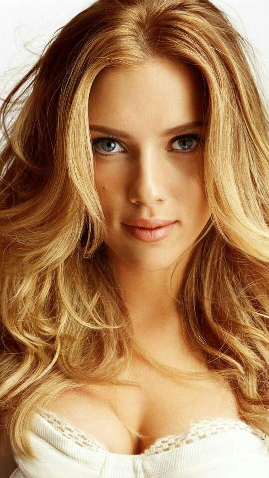 Für Mich Die Schönste Frau Der Welt Scarlett Johansson