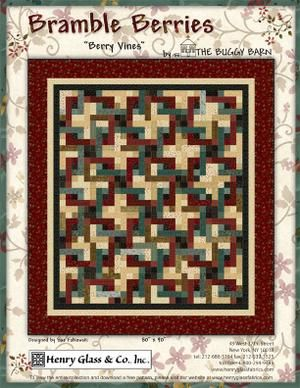 From Henry Glass & Co. site. Free pattern from Buggy Barn. Other ... : free buggy barn quilt patterns - Adamdwight.com