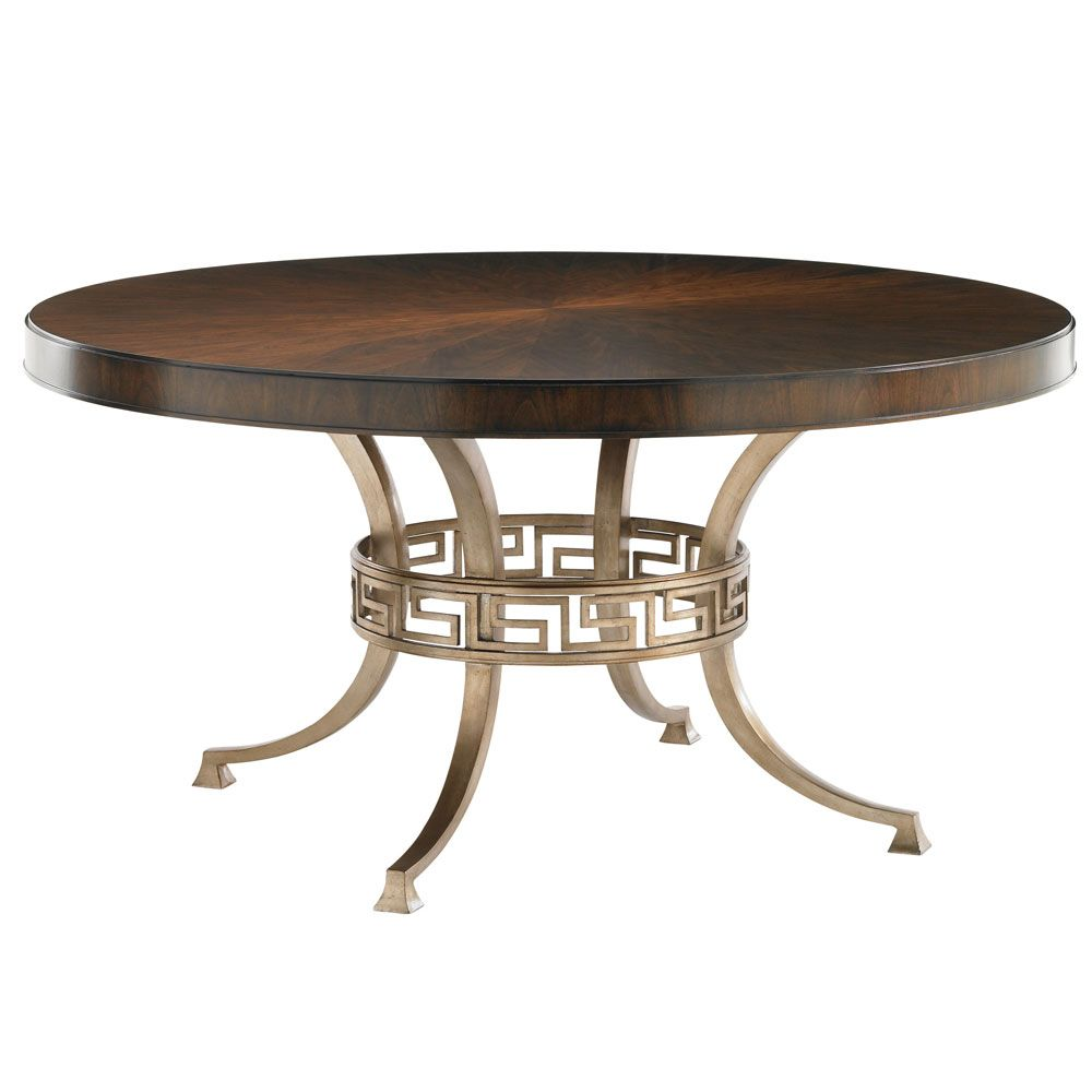 Lexington Tower Place Regis Round Dining Table 60 Round Dining