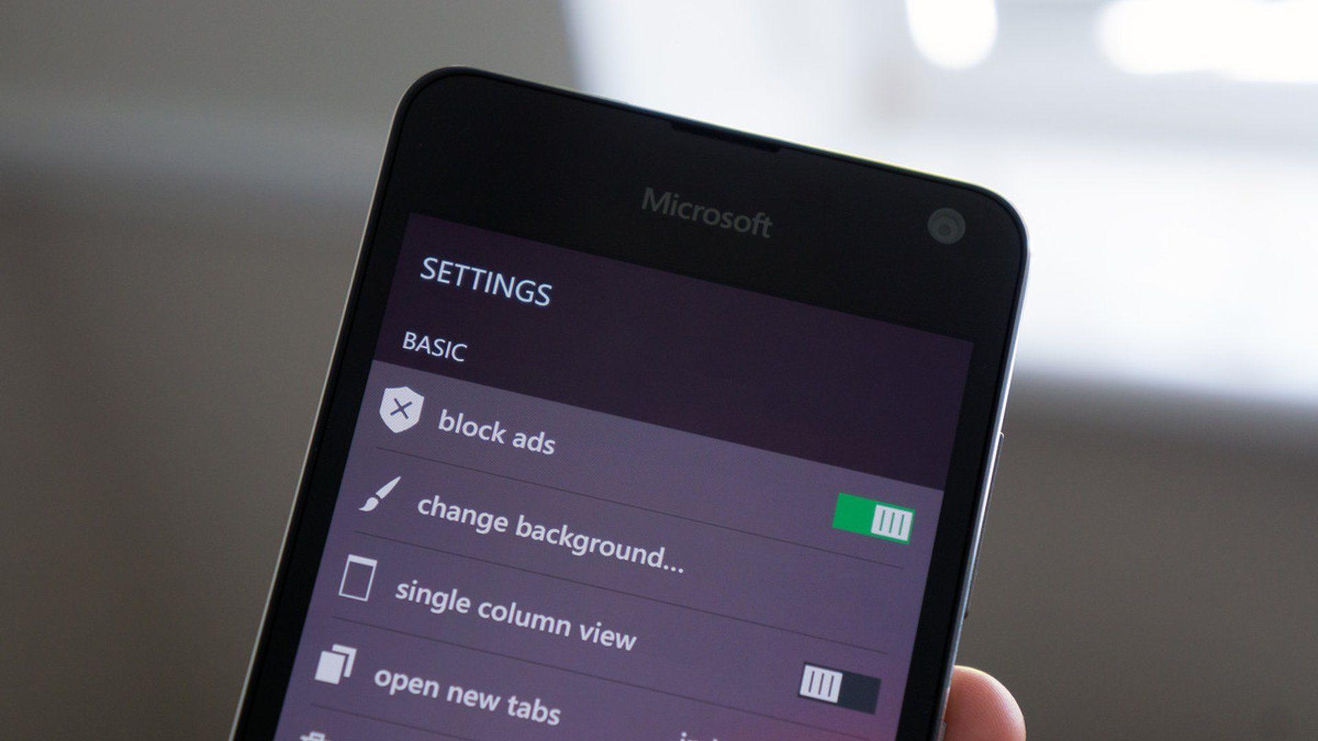 Opera Mini Brings Ad Block Feature To Windows 10 Mobile