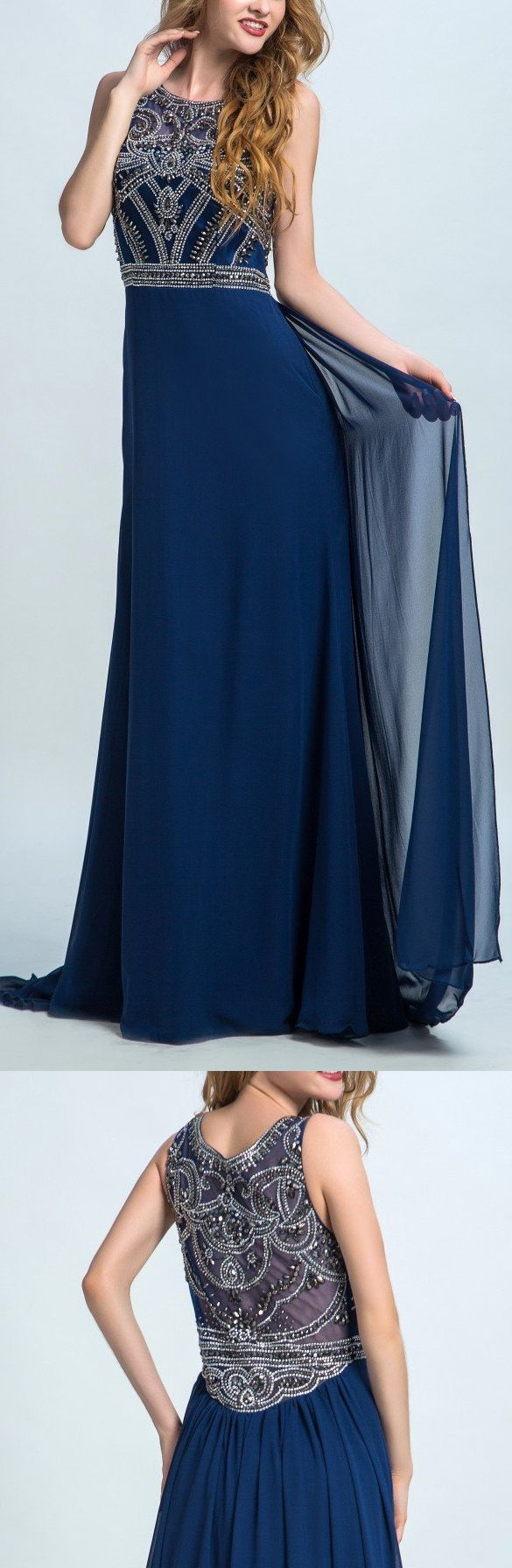 A line prom dresses navy evening dresses long evening dresses with