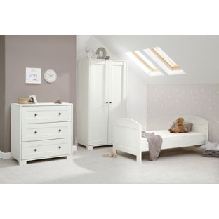 Attractive Buy Mamas U0026 Papas Harrow 3 Piece Nursery Furniture Set   White At Argos.co