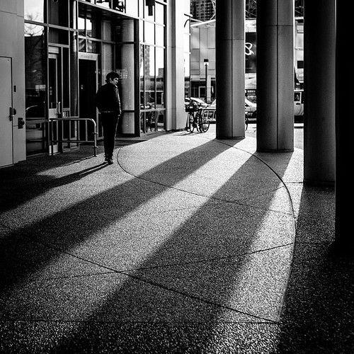 The Lone Columnist #Leica #M8 #Summicron #35mm #35ASPH #B&W...