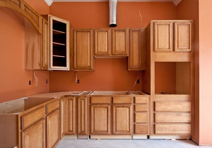 I Painted My Loft A Burnt Orange Color Like This Was Little Nervous It Might Be Too Bold But Absolutely LOVE We Have Dark Brown Furni
