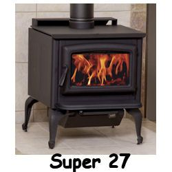 Super 27 Wood Stove By Pacific Energy Wood Stove Energy Wood Wood