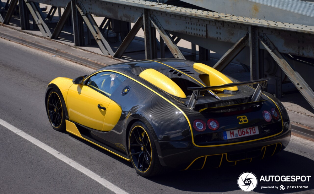 Bugatti Veyron 16 4 Oakley Design 17 October 2019 Autogespot