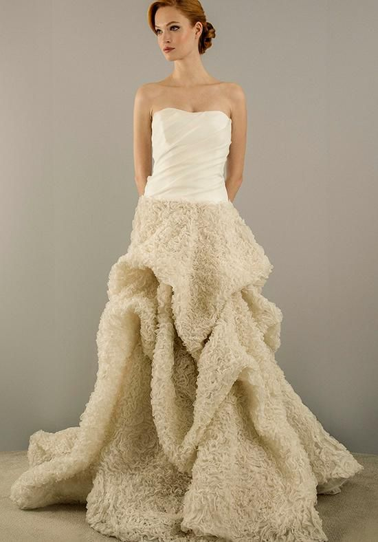 Kleinfeld Wedding Dresses | Christian Siriano for Kleinfeld Wedding ...