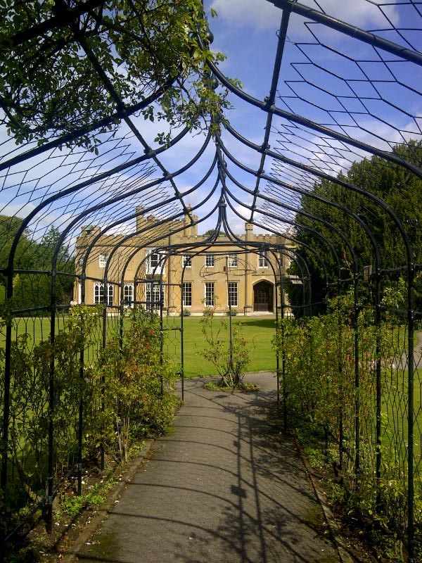 Nonsuch Mansion - our wedding venue :)