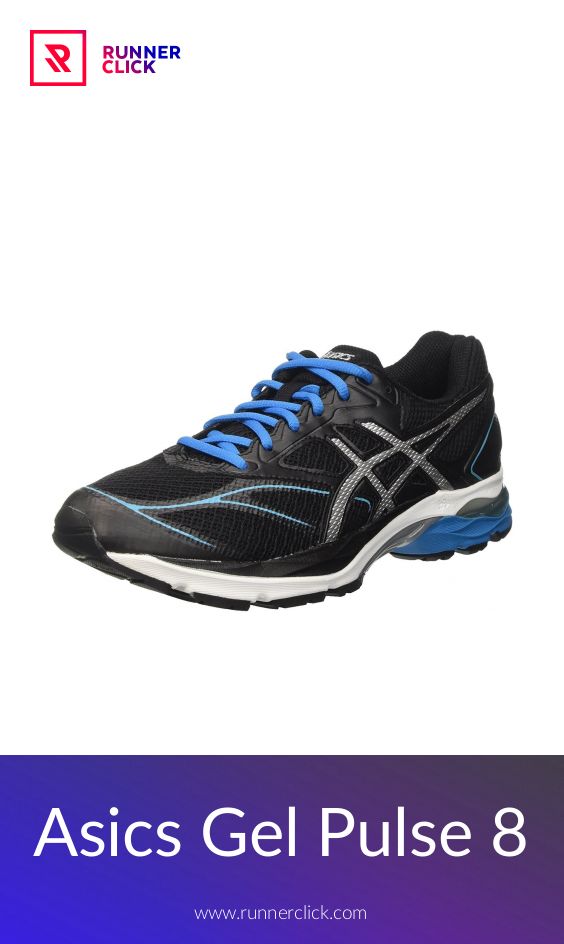 Novio Mutilar huella  Asics Gel Pulse 8 Reviewed, Tested & Compared in 2020 | RunnerClick | Asics  gel pulse, Running shoe reviews, Asics running shoes
