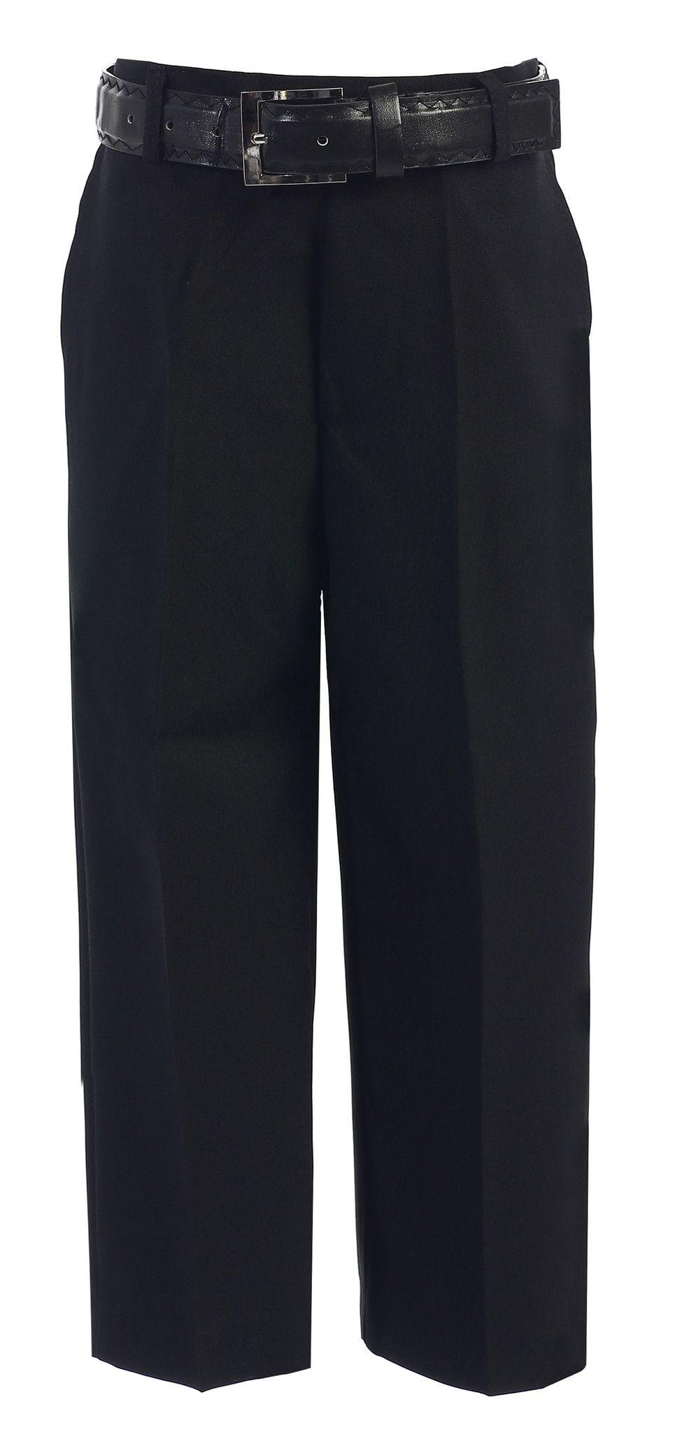 46+ Boy black dress pants info