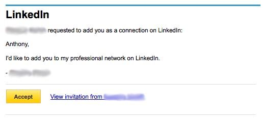 How Not To Introduce Yourself On Linkedin Anthony J Johnson Linkedin Help How To Introduce Yourself Personal Success