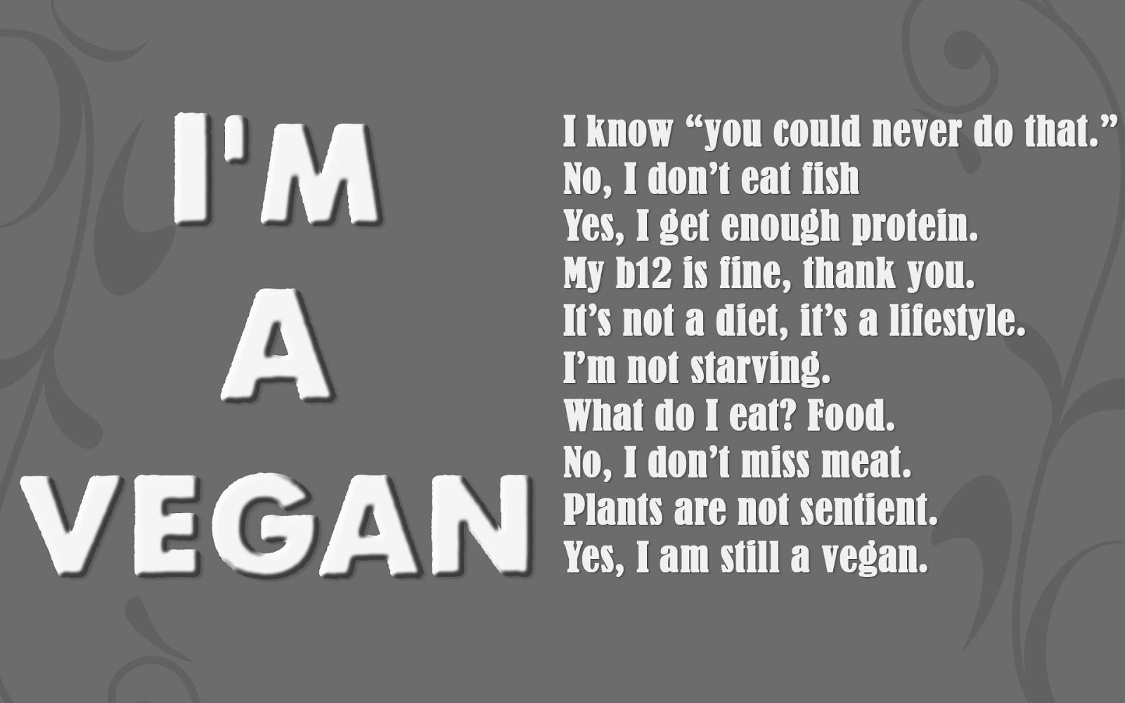 Vegan Quotes Voll Normal Vegan  Vegan Makes Sense  Pinterest  Vegans And Animal