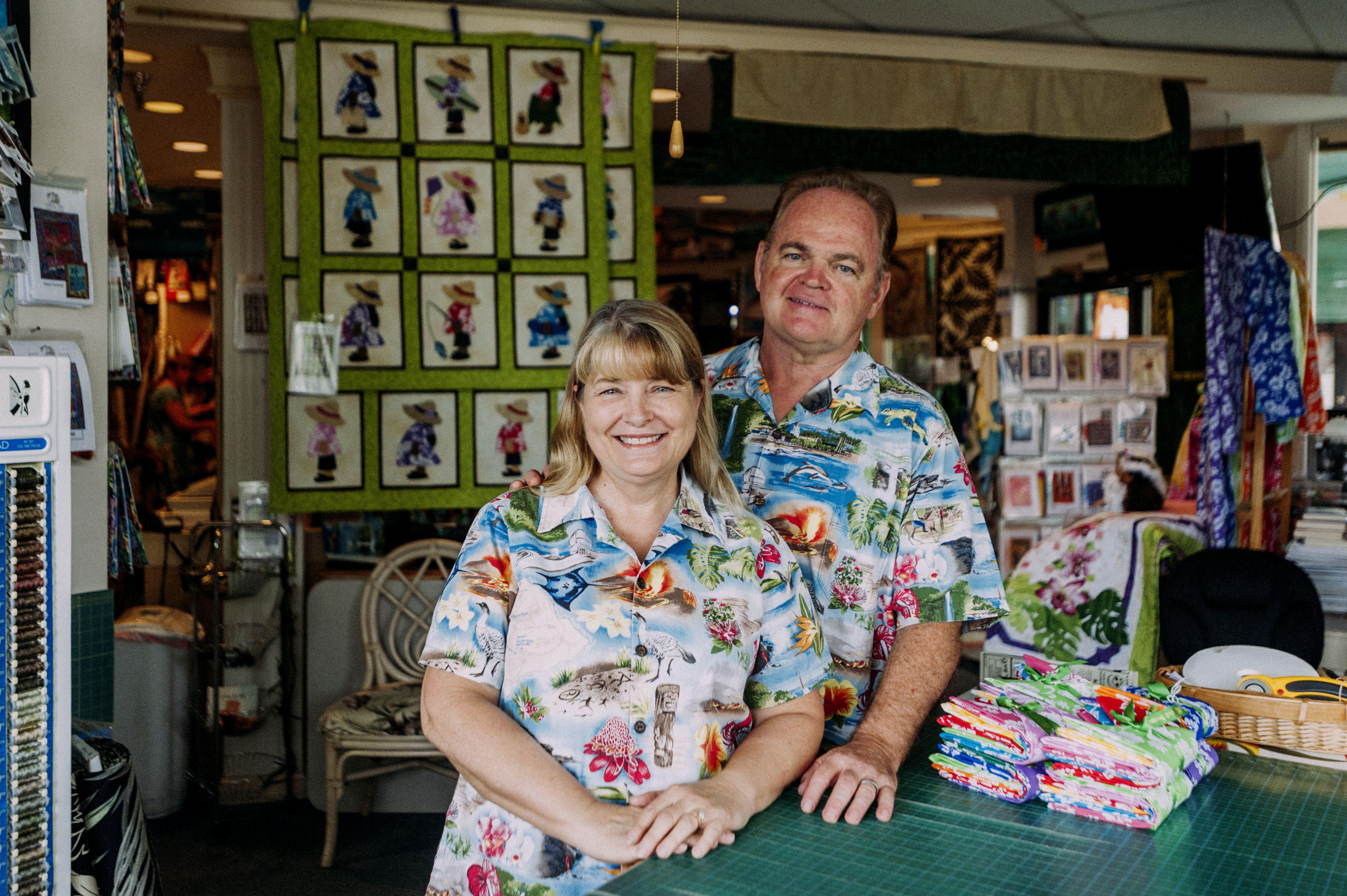 The Hawaiian proverb, 'A'ohe pu'u ki'eki'e ke ho'a'o 'ia e pi'i ... : quilt passions - Adamdwight.com
